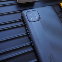 Tampilan Realme C11 2021 yang baru saja diperkenalkan. (Ist.)
