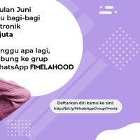Ada hadiah uang elektronik total Rp1 juta buat kamu yang gabung ke grup WhatsApp Fimelahood. (Shutterstock/Fimela.com)