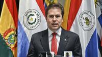 Menteri Luar Negeri Paraguay Luis Alberto Castiglion (AFP)