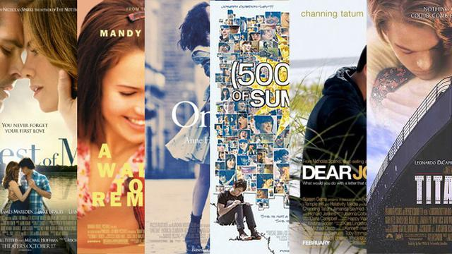 6 Film Romantis Dengan Akhir Menyedihkan Showbiz Liputan6 Com