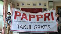 PAPPRI membagikan takjil gratis