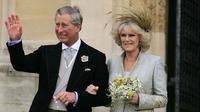 Tahun 1981, Pangeran Charles dan Diana mengelar penikahan dengan megah, disaksikan oleh warga Ingris dan dunia, karena disiarkan secara langsung. (AFP/Bintang.com)