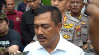 aat ini polisi telah menetapkan 18 orang sebagai tersangka terkait dengan bom bunuh diri di Mapolrestabes Medan