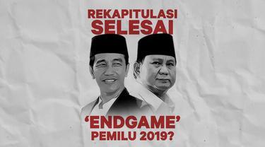Hasil rekapitulasi suara Pilpres 2019 telah diumumkan KPU. Jokowi-Ma'ruf menang, apa proses selanjutnya?