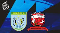 BRI Liga 1 - Persela Lamongan Vs Madura United (Bola.com/Adreanus Titus)