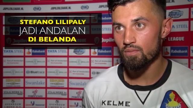 Video pemain naturalisasi Indonesia yang bermain di divisi 2 Belanda, Stefano Lilipaly, yang terus jadi andalan klub dan sudah cetak 2 gol.