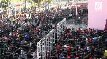 Duel Timnas Indonesia U-16 kontra Malaysia bakal berlangsung di Stadion Gelora Delta Sidoarjo, Kamis (9/8/2018).