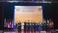 The 10th ASEAN Ministerial Meeting for Social Welfareand Development (SOMSWD) di Vientiane, Laos pada 18-22 November 2019.