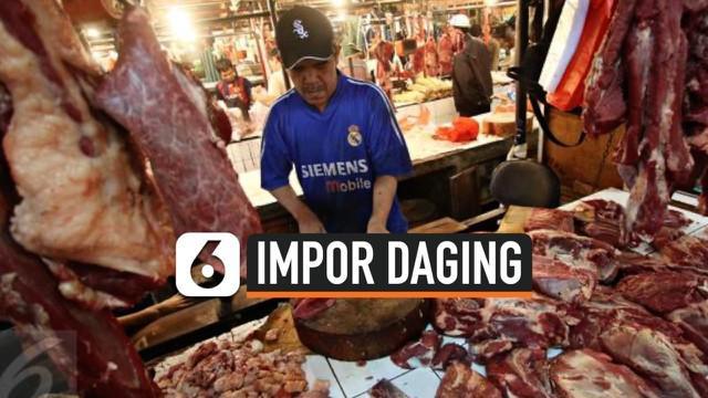 Aksi mogok para pedagang daging se-Jabodetabek disikapi oleh Kementrian Perdagangan dengan merencanakan impor daging beku. Daging beku yang dinilai lebih murah diharapkan dapat mengatasi krisis pasokan daging.