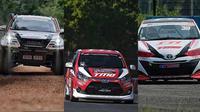 3 Mobil Toyota yang Dirubah Jadi Mobil Balap (Toyota Team Indonesia)