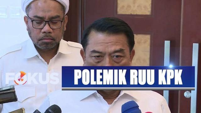 Moeldoko memastikan Presiden akan memilih dewan pengawas dengan orang-orang yang memiliki kredibilitas.