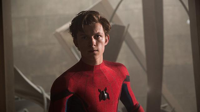 Tom Holland sebagai Spider-Man (Chuck Zlotnick / Marvel Studios - Columbia Pictures)