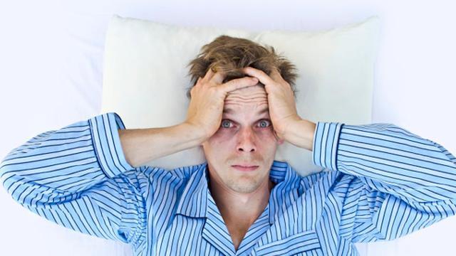 Sulit Tidur Karena Pikiran Cemas Lakukan Ini Saja Health