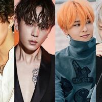 Dikenal sebagai pentolan grup, sederet idol K-Pop ini produktif menulis lagu. (Foto: Allkpop)