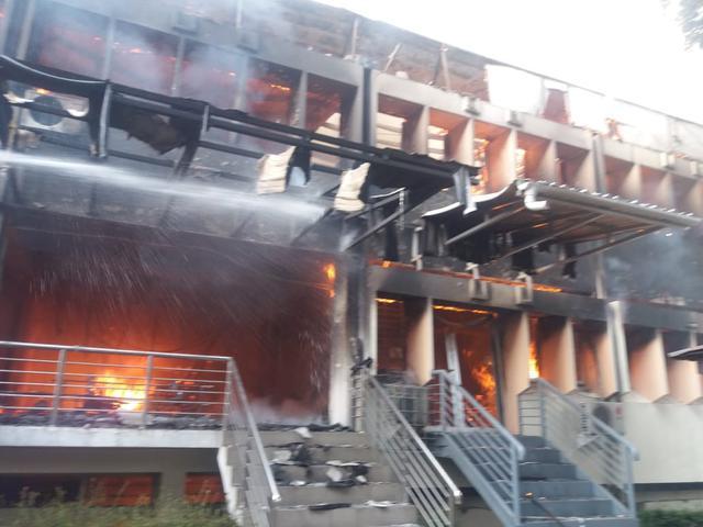 4 Fakta Gedung Sbm Itb Yang Kebakaran News Liputan6 Com