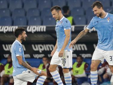 FOTO: Lazio Bantai Torino 4-0