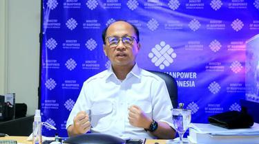 Sekretaris Jenderal Kementerian Ketenagakerjaan, Anwar Sanusi