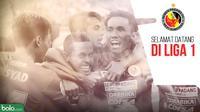 Semen Padang FC Selamat Datang di Liga 1 (Bola.com/Adreanus Titus)