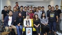Calon Wakil Gubernur DKI Puti Guntur Sukarno. (Istimewa)