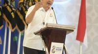 Arsjad Rasjid terpilih secara aklamasi menjadi Ketum Kadin Indonesia periode 2021-2026  di MUnas Kadin VIII Sulawesi Tenggara.(Foto: Dokumen Kadin)