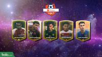 Trivia 5 Pemain Muda Terbaik Versi Bola.com (Bola.com/Adreanus Titus)