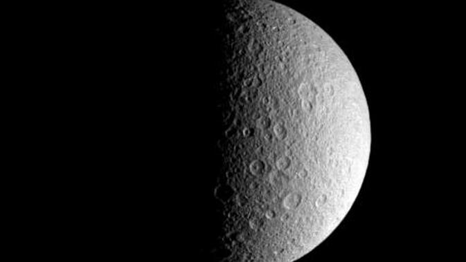 MIRA NASA Ajak Mitra Internasional Jelajahi Bulan - Global Liputan6.com