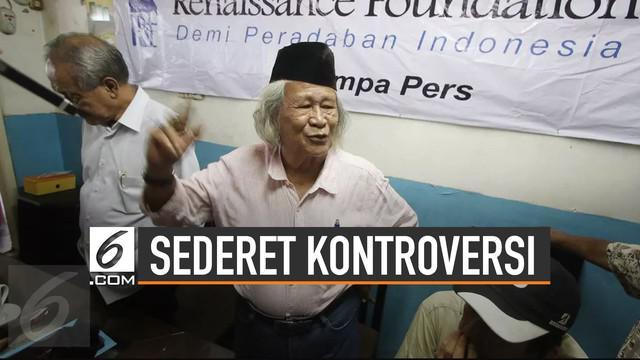 Budayawan Betawi Ridwan Saidi tengah jadi topik hangat publik, usai menyatakan bahwa Kerajaan Sriwijaya adalah fiktif tanpa bukti sejarah.