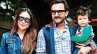 Putra Kareena Kapoor dan Saif Ali Khan yang disebut menggemaskan membuatnya punya banyak penggemar. (ZeeNews)