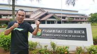 Kepala Bidang Pembinaan dan Prestasi PBSI, Rionny Mainaky. (PBSI)