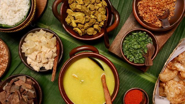 11 Makanan Khas Cirebon Aneka Sajian Dengan Cita Rasa Gurih Hot