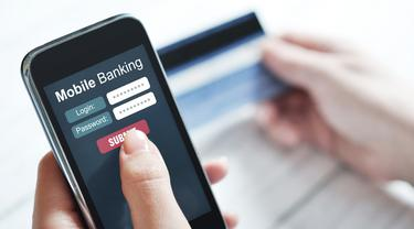 Ilustrasi Mobile Banking