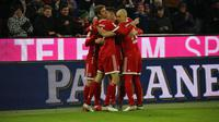 Bayern Munchen meraih kemenangan 2-1 atas Schalke pada laga pekan ke-22 Bundesliga (10/2/2018). (doc. Bayern Munchen)