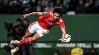 Gelandang Benfica asal Portugal, Joao Felix. (AFP/Patricia de Melo Moreira)
