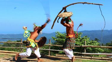 Kampung Cecer, Flores, Manggarai, Nusa Tenggara Timur
