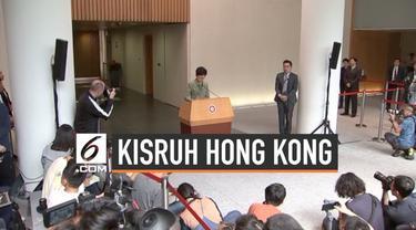 Pemerintah Hong Kong akan mengadakan dialog dengan warga yang membahas soal masa depan wilayah tersebut setelah diwarnai demonstrasi beberapa waktu ke belakang.