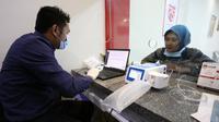 KBRI Kuala Lumpur menjadi perwakilan RI pertama yang menggunakan GeNose C19 dalam layanan. (Photo credit: KBRI Kuala Lumpur)