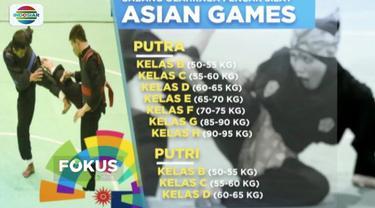 Baru pertama kali masuk Asian Games, Menpora Imam Nahrawi optimis cabang olahraga pencak silat dapat sumbang empat medali emas.