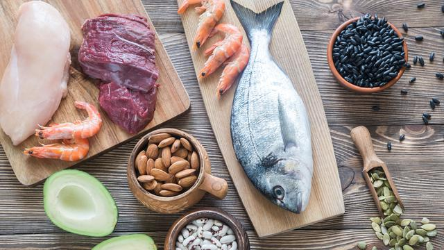 18 Jenis Makanan Yang Mengandung Protein Tinggi Baik Untuk