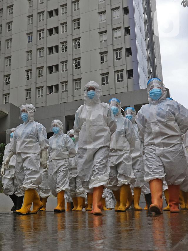 Kasus Sembuh Dari Covid 19 Bertambah 11 641 Jakarta Dan Jabar Tertinggi Per 4 Februari 2021 Health Liputan6 Com