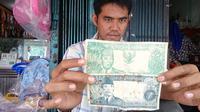 Uang Kertas Lama Bergambar Presiden RI Pertama Ir Soekarno Laku Dipasaran