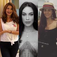 Penampilan kece dari ibu-ibu blasteran, Tamara Bleszynski, Sophia Latjuba dan Wulan Guritno. (tamarableszynskiofficial, sophia_latjuba88, wulanguritno/instagram)