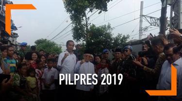 Saat menyampaikan pidato kemenangnnya, Joko Widodo menyampaikan keinginannya untuk terus bersahabat dengan Prabowo Subianto.