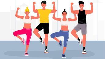 6 Manfaat Meluangkan Waktu 30 Menit Per Hari Untuk Berolahraga