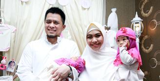 Foto profil Oki Setiana Dewi (Deki Prayoga/bintang.com)