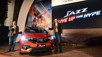 New Honda Jazz resmi meluncur di Indonesia. (dok HPM)