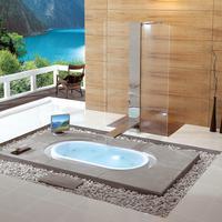 Kamu berasa orang paling kaya saat mandi di bak mandi berikut ini.