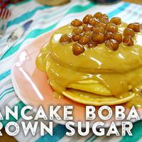 Pancake Boba Brown Sugar (Foto: Kokiku TV)
