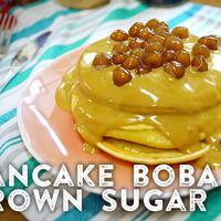 Pancake Boba Brown Sugar (Foto: Kokiku TV)