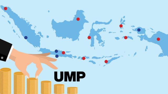 Simak Daftar Lengkap Ump 2018 33 Provinsi Bisnis Liputan6 Banner