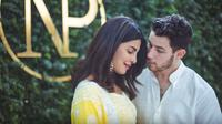 Acara pertunangan Priyanka Chopra dan Nick Jonas (YouTube/@ Facts Dot Com)